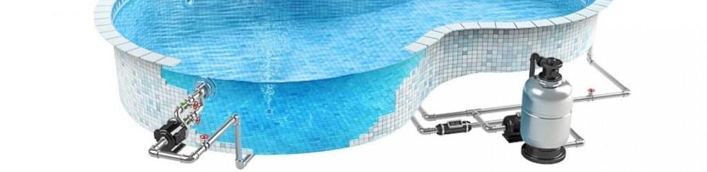 фильтр для бассейна, система фильтрации бассейна