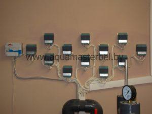 реконструкция бассейна, трансформаторы светильников