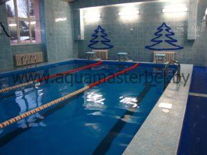 реконструкция бассейна, внешний вид